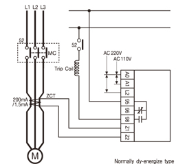 Ground Fault Relay Wiring Diagram on rcd wiring diagram