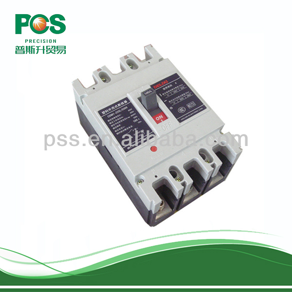 Ac mccb Overload Protector auto switch