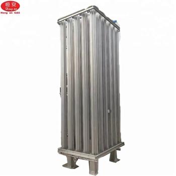 Oxygen vaporizer