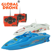 Racing rc jet boat hobby model Electric High speed RC Boats with Inflatable pool for Sale
