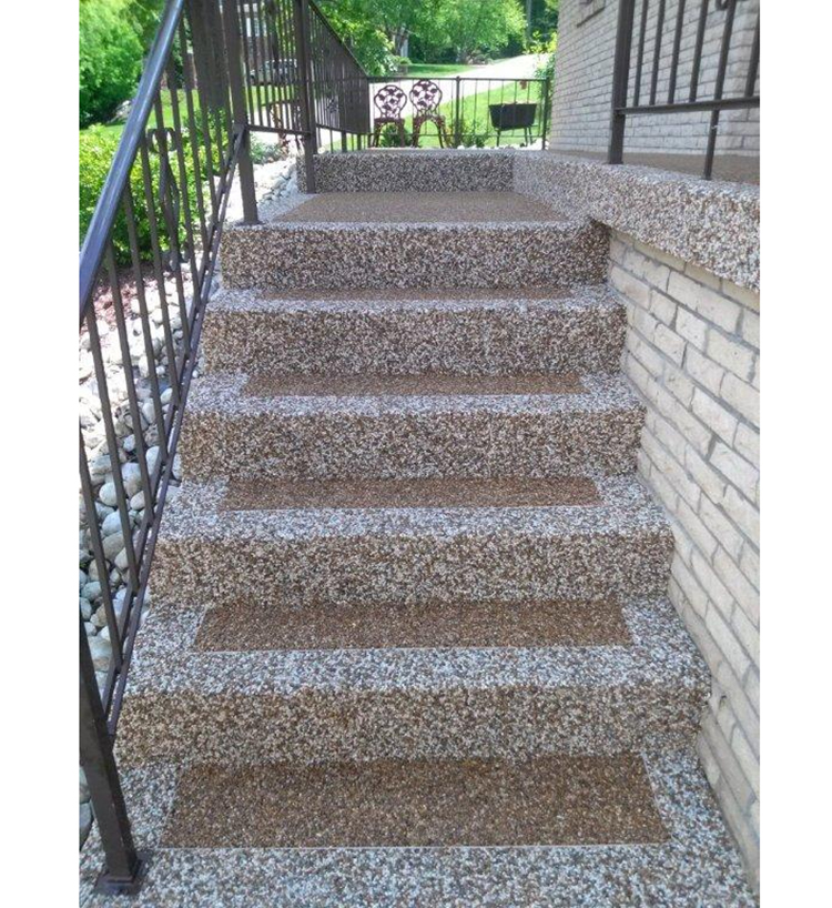 Outdoor Stone Steps Risers Granite Stairs, Outdoor Stone Steps Risers  Granite Stairs Suppliers And Manufacturers At Alibaba.com
