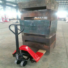 High quality 1T manual liftfork pallet truck