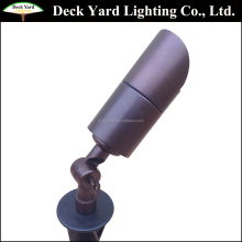 High Power AC12V Led Anodised Aluminum Spike Garden Lights