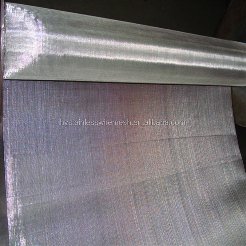 China manufacture sus304 stainless steel Anti EMR EMI Radiation wire mesh