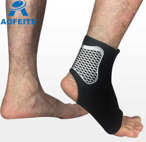 Sports Ankle Support Ankle Pads Elastic Brace Guard Foot Ankles Protector Wrap For Bicycle Football Taekwondo Basketball