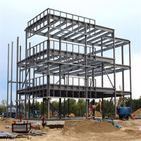 Prefabricated High Quality Steel Structure Warehouse for Building