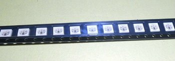 5050 SMD RGB LED with built-in WS2811 IC