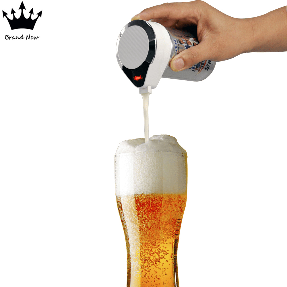 ODM Slim Design Beer Bubbles Dispenser Small gift for Beer <strong>Promotion</strong> Business