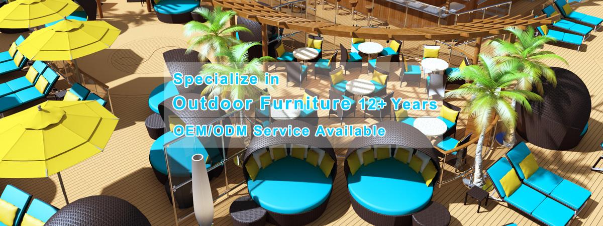 Foshan Ciao Furniture Co., Ltd.   Outdoor Furniture