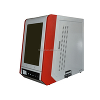 manufacturer low price 3d laser printer for metal parts, 3D fiber laser marking machine