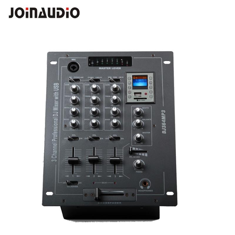 3 Channel Dj Mixer Usb/mp3 Crossfader Portable Dj Console - Buy 3 Channel  Dj Mixer,Usb/mp3 Portable Dj Console,Dj Mixer Product on Alibaba com