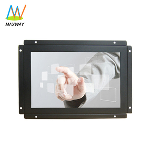 Small Open Frame 10 13 15 Inch 1080P Touch Screen Lcd Monitor With Touchscreen