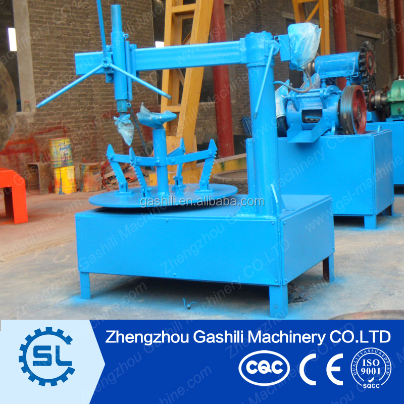 competitive price recycle use waste tire cutting machine