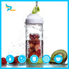 New Design 2016 Bpa Free Glass Drinking Sport Infuser Protein Joyshaker Water Bottle