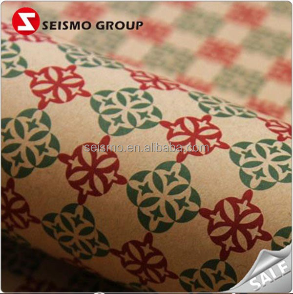 rolling paper christmas gift wrapping paper