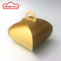 high quality paper packaging box for cupcakes