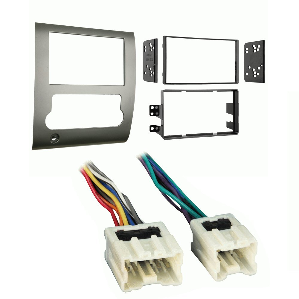 Cheap Harness For Nissan Dvd Find Deals On About X Trail 2007 Iso Wiring Adaptor Cable Connector Get Quotations Metra 95 7424 Dash Kit Titan 2008 2012 Double Din Install Mounting