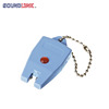 Button Cell Key-chain hearing aid battery tester for cic digital hearing aids