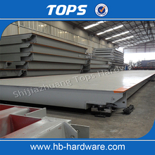 High quality 60T 80T 100T 200 T Electronic Truck Scale / weightbridge