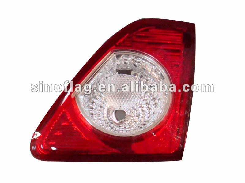 TAIL LAMP INNER USED FOR TOYOTA COROLLA 08""