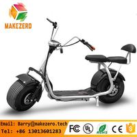 2017 WOQU 50-100km 2000w electric scooter harley 1200w 72v12ah Battery Citycoco 1200w electro scooter