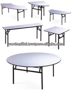 Delicieux Banquet Hall Round Table