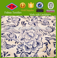 2014 100% Polyester Printing fashionable super soft sofa fabric for home textile