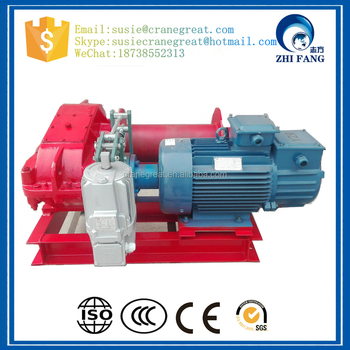 Hydraulic Brake Electric Winch With Competitive Price - Buy Hydraulic Brake  Winch For Sale,Hydraulic Brake Electric Winch,Electric Winch With