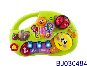 Toddler Learning Machine Toy with Lights and Music Songs story