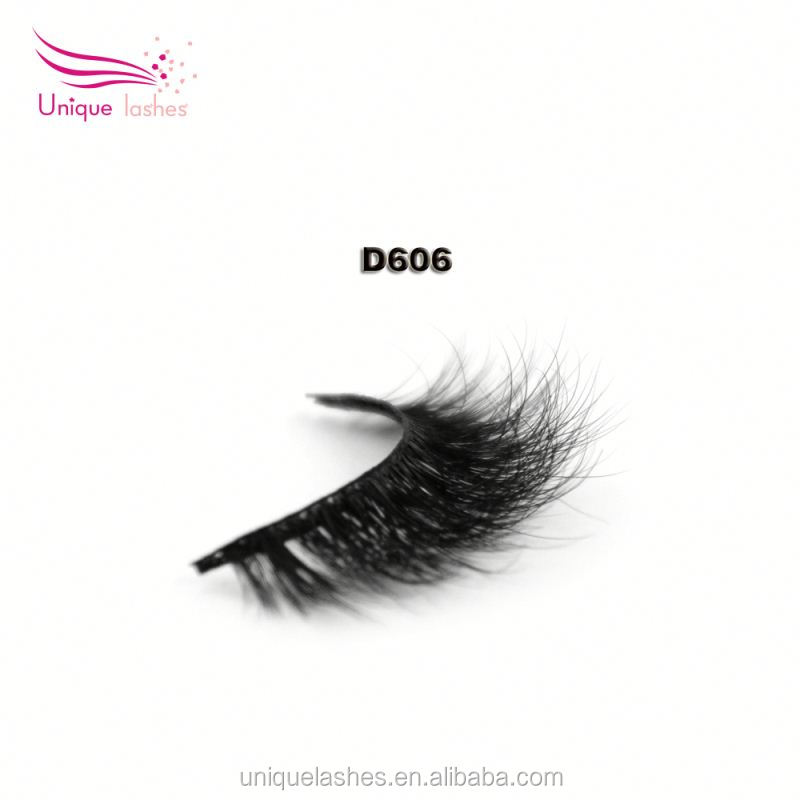 3d private label custom lashes verpakking real mink valse wimpers