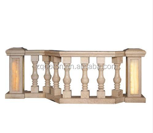 Molduras de marmol pasamanos barandilla de la escalera - Molduras de marmol ...