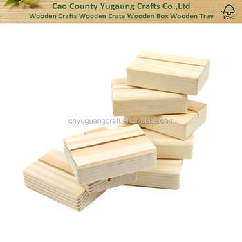 Kleine Holz Block Halter Für Visitenkarte Menü Buy Holz Visitenkartenhalter Holz Kartenhalter Für Display Product On Alibaba Com
