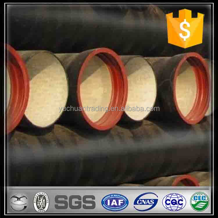 Ductile Cast Iron Pipe Weight