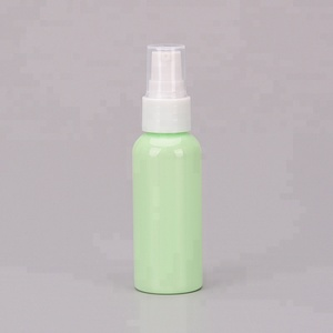 50ml airless plastic mist spray pump bottle