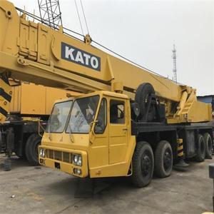 used japan 100% Original KATO 50ton truck crane/20ton-80ton used kato truck  crane