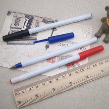 OUTAE Cheap Simple Plastic Stick Ball Pen Promotional ballpoint Pen OT-928