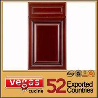European standard famous shaker style oak shaker kitchen cabinet doors