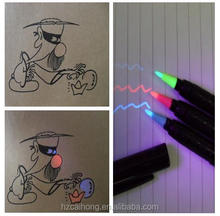 Anti-counterfeiting Night-club or Business gift Pen Secret Use Invisible ink UV Pen patent ink CH-6004