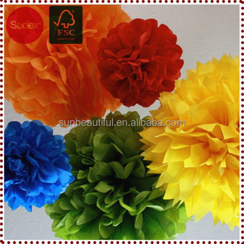 Best selling tissue paper hanging flower ball party decoration buy best selling tissue paper hanging flower ball party decoration mightylinksfo