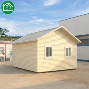 Export to Pakistan long life prefab house supplier