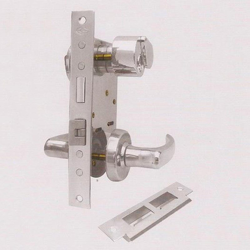 product-Zhongtai-2400mm2400mm Emergency Exit Fire-Rated Security Fireproof Door with Panic Bar-img-2
