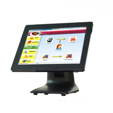 15 Inch POS Machine Touch Screen Retail POS System For Restaurant Ordering System