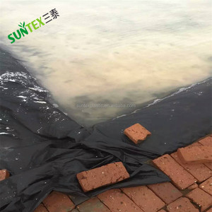 China manufacture supply best quality fish pond liner,plastic pool cover geomembrane,waterproof tank liner with uv protection