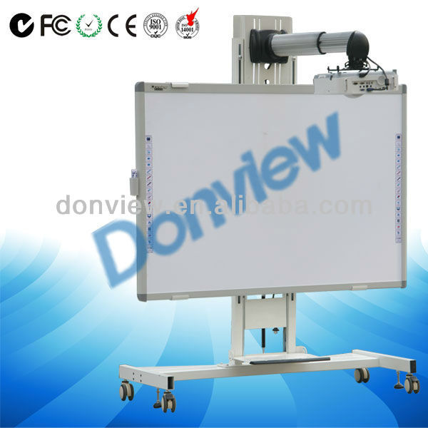 120 inch Smartboard whiteboard touch sensitive interactive solutions