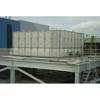 fiberglass water tank GRP sectional water storage tanks