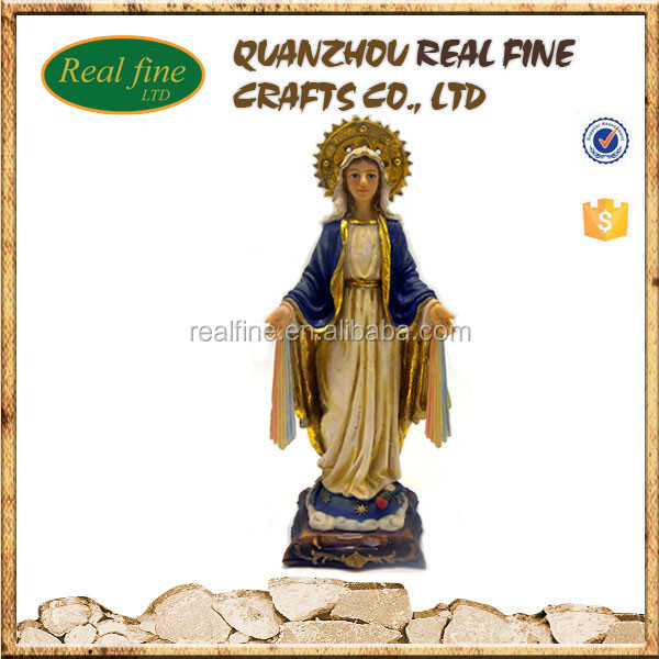 alibaba trade assurance high quality resin religious the virgin mary statues