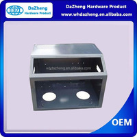 Qualified galvanized sheet metal manual folding machine spare parts