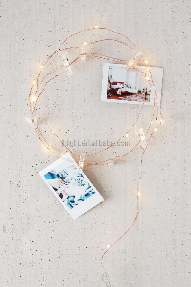 Firefly Clips String Lights