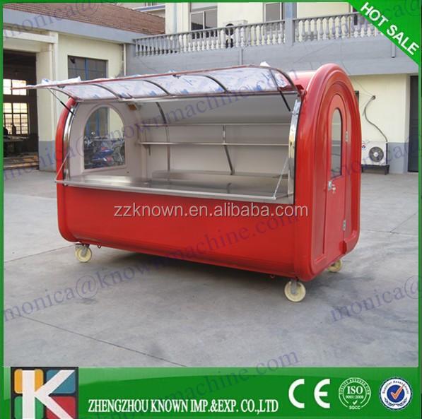 Dapur Ponsel Kebab Van Untuk Dijual Dari Cina
