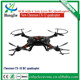 New CHEERSON CX-32 2.4G 6-Axis Gyros Set High RTF RC Quadcopter One Key Landing ufo with lights
